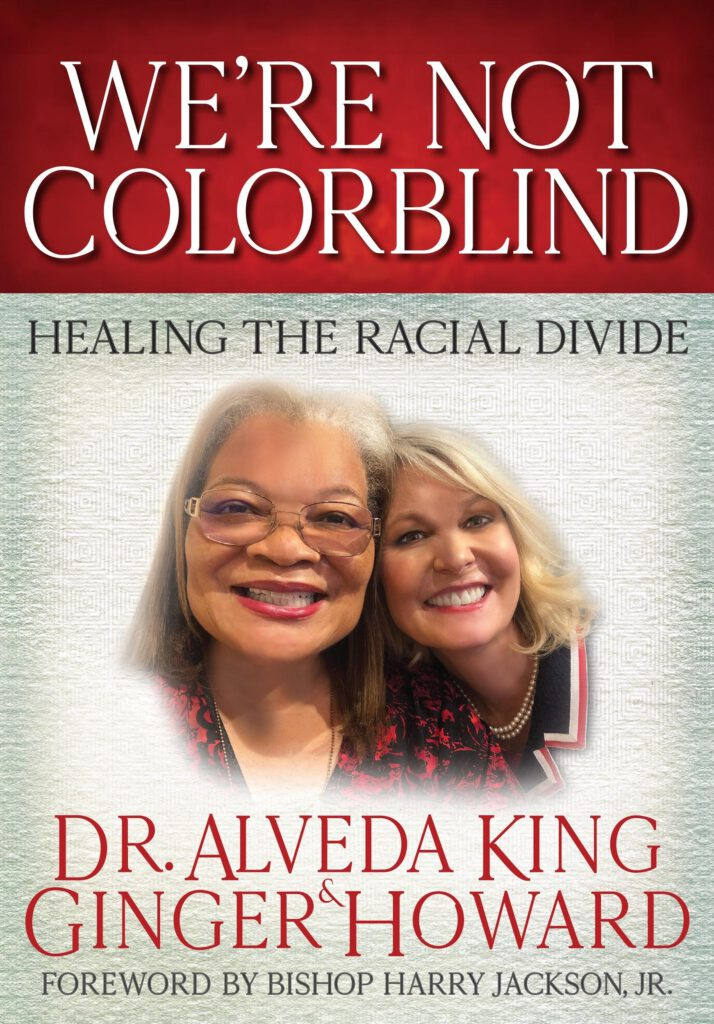 We're Not Colorblind – Healing The Racial Divide